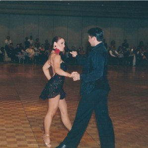 swing, latin and social ballroom dancing