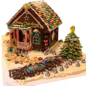 MichellesGingerbreadhouse